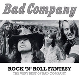 Cd Rock N Roll Fantasy Very Best Bad Company [import] Lacrad